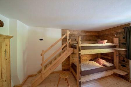 Stockbett im hinteren Westzimmer