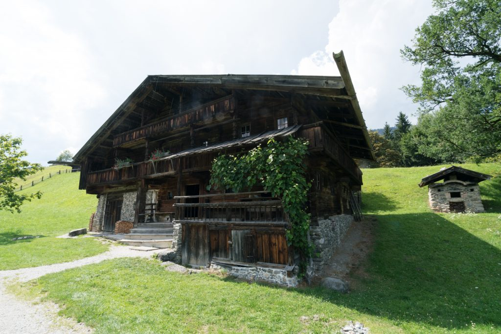 Museum der Tiroler Bauernhöfe